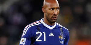 Nicholas Anelka of France