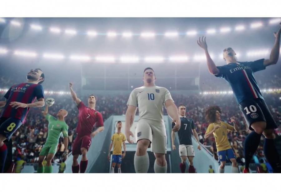Nike The Game Advert