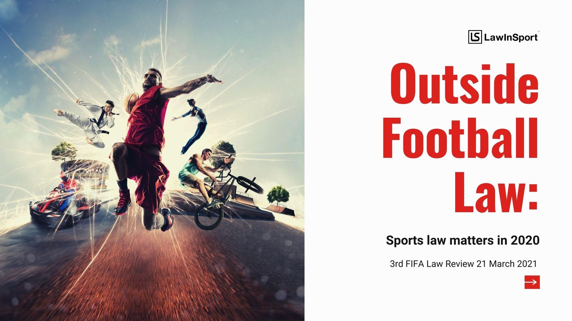 Title image: Outside Football Law