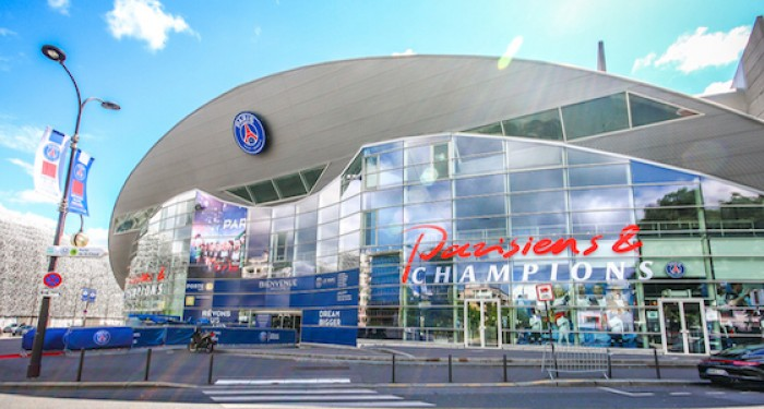 Paris Saint-Germain FC Stadium