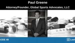 Paul Greene podcast on anti-doping