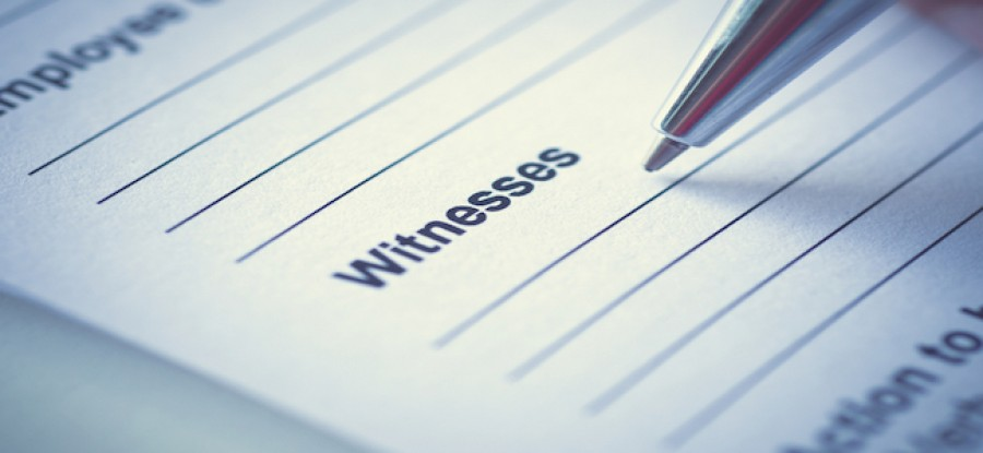 The importance of obtaining effective witness statements in sports disciplinary proceedings