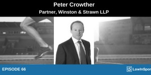 Peter Crowther Podcast Title Image