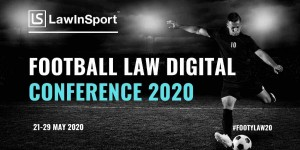 Football Law Digital 2020 Conference launched