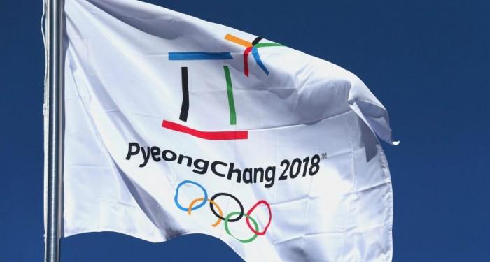 PyeongChang 2018 Flag