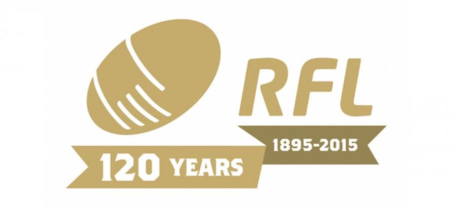 RFL 120 Years Logo