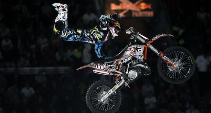 Redbull Games, Motocross Bike