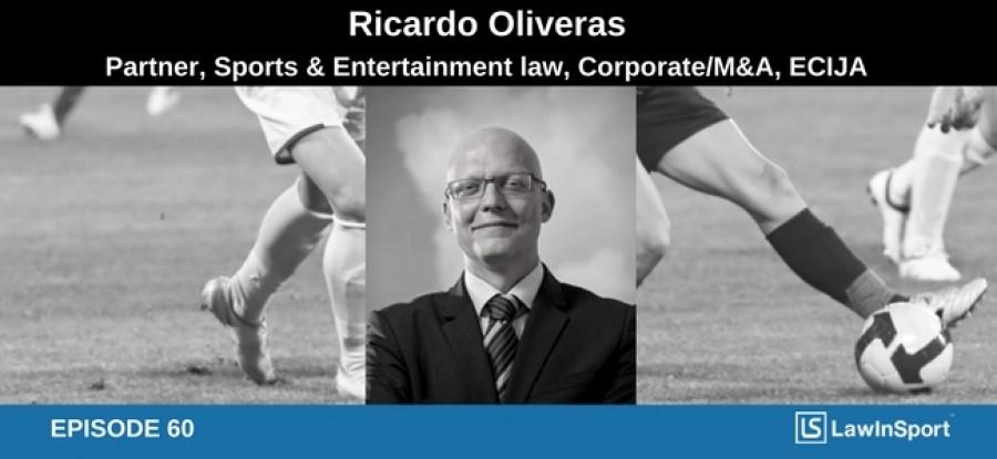 Ricardo Oliveras Podcast Interview