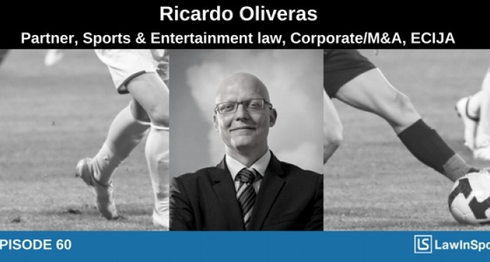 Ricardo Oliveras Podcast Interview
