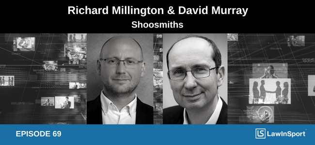 Richard Millington and David Murray Title Image - Sports, Money, and Media