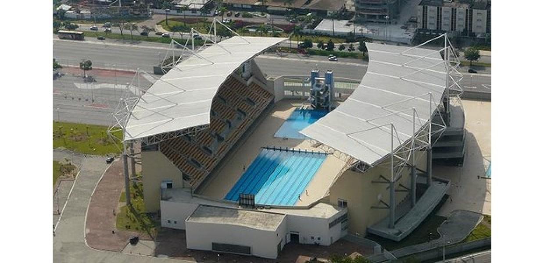 Rio 2016 Aquatics Centre