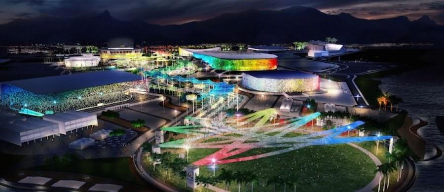 Rio 2016 Infrastructure plans
