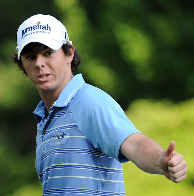 Oakley v Nike and Rory McIlroy