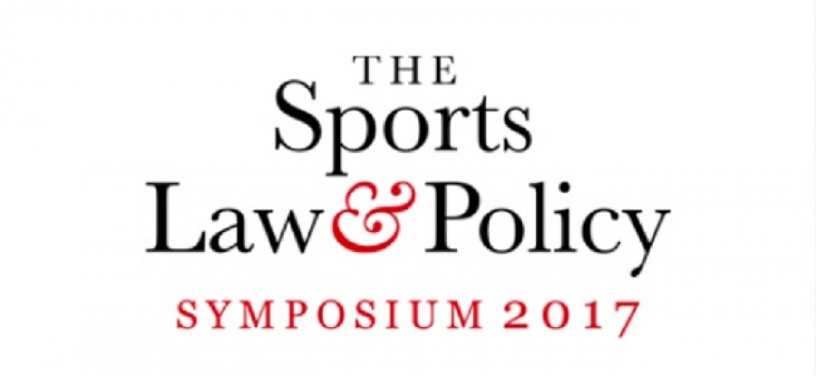 The Sports Law and Policy Symposium 2017