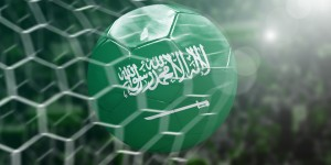 Saudi Arabia Soccer Ball