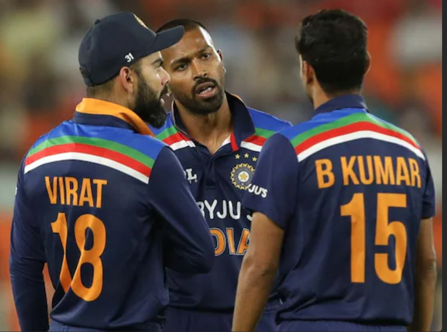 India fined for slow over-rate in second T20I against England