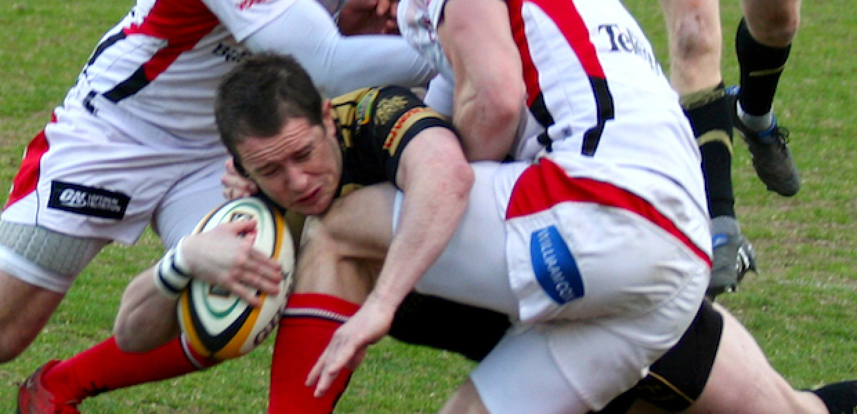 Shane Williams scores try