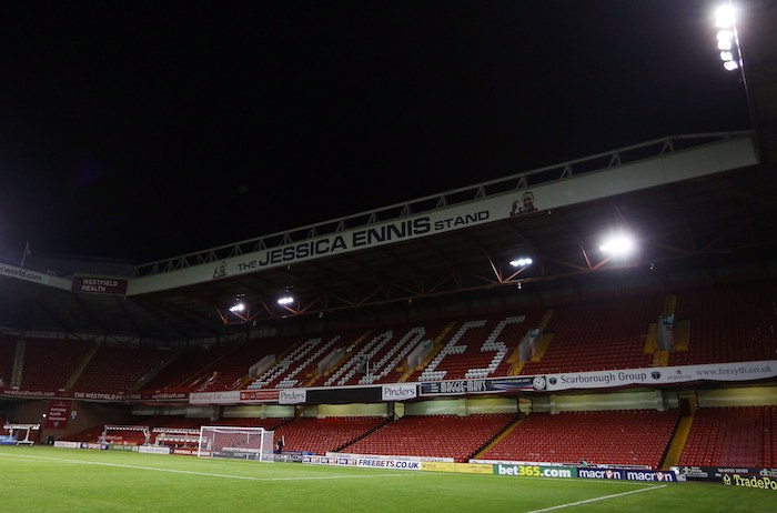 Sheffield United Stadium
