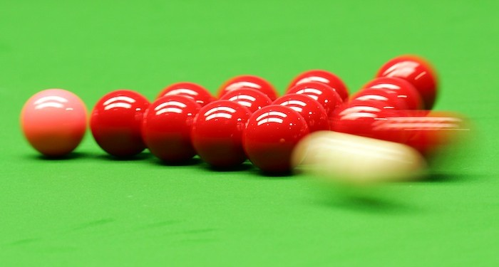 Snooker Break Detail