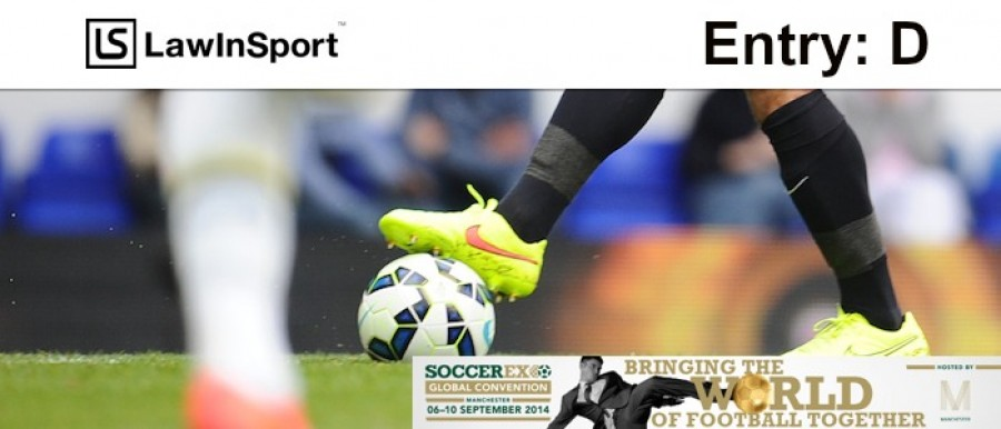 Whom to sue before the Court of Arbitration for Sport (CAS)?