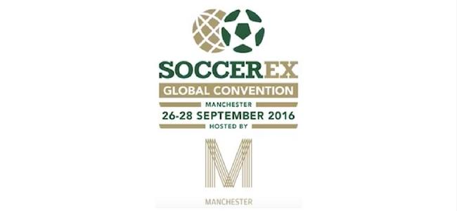 Soccerex Global Convention 2016 Logo