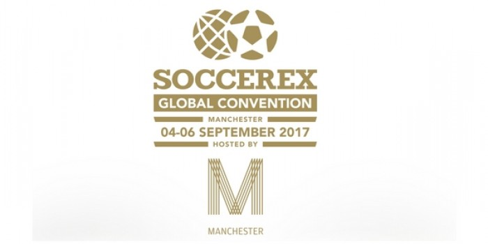 Soccerex Global Convention 2017 Logo