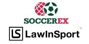 Soccerex_and_LawInSport_Logos