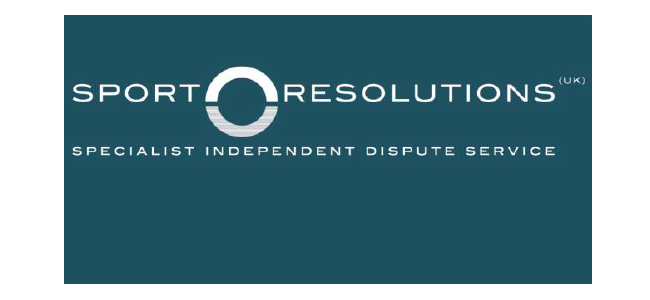 Sport Resolutions UK Logo