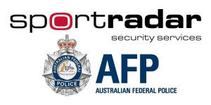Sportradar and AFP Logo