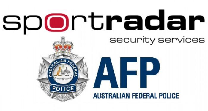 Sportradar and AFP Logo