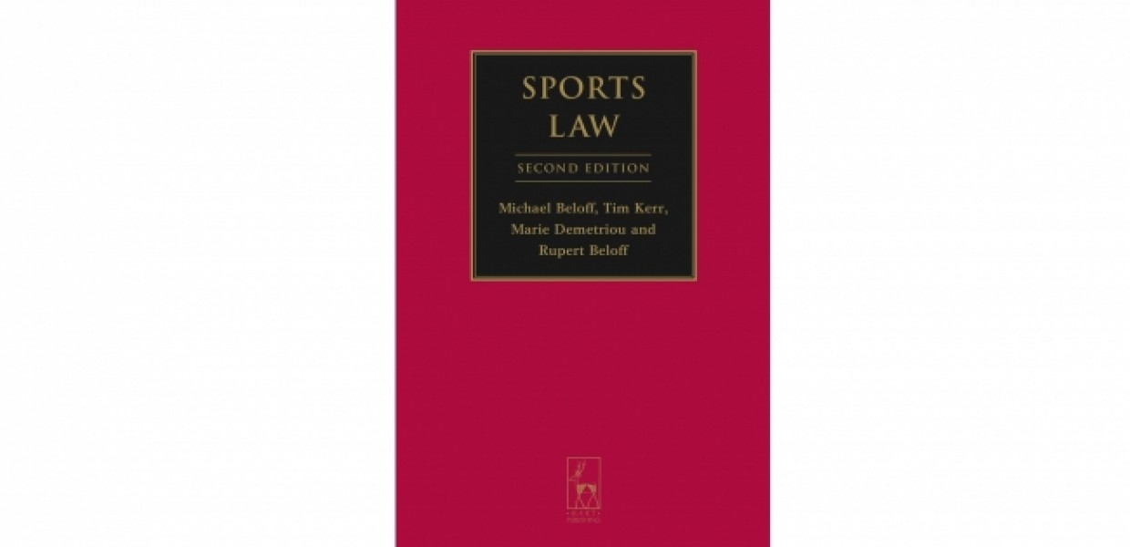 Book Review - SPORTS LAW (SECOND EDITION 2012)