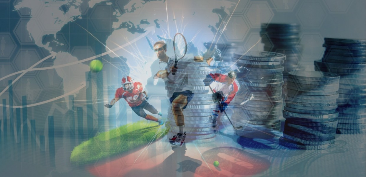 Sports with finance background