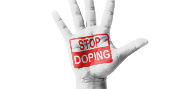 Stop_Doping_Printed_on_Hand