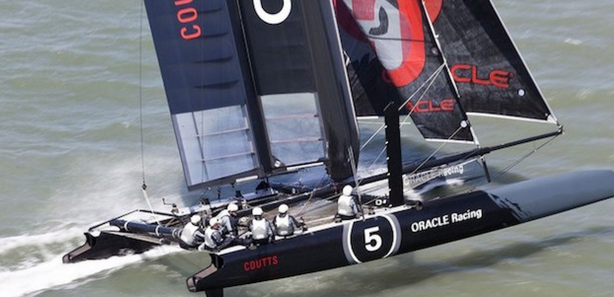 The Oracle Sailing