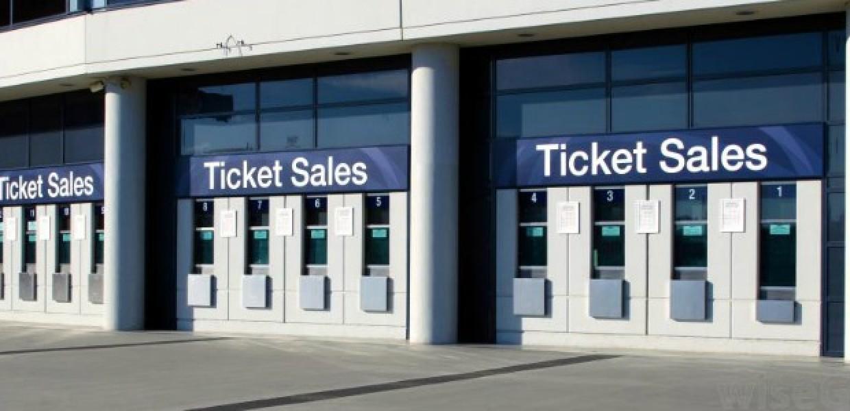Ticket Sales Booths