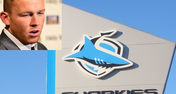 Todd Casey and Cronulla Sharks Sign