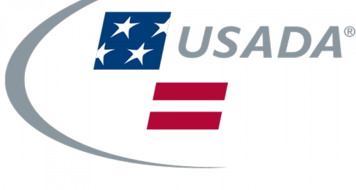 USADA UFC Anti-Doping Program Logo