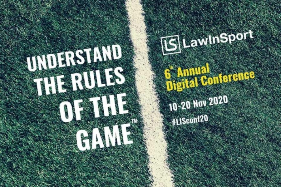 Title image for Understand The Rules of the Game TM - LawInSport's Annual Conference 2020