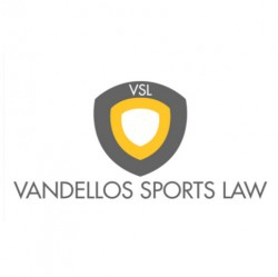 VANDELLOS SPORTS LAW Logo