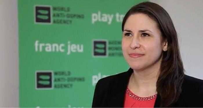WADA Talks Soundbites with Vanessa Webb