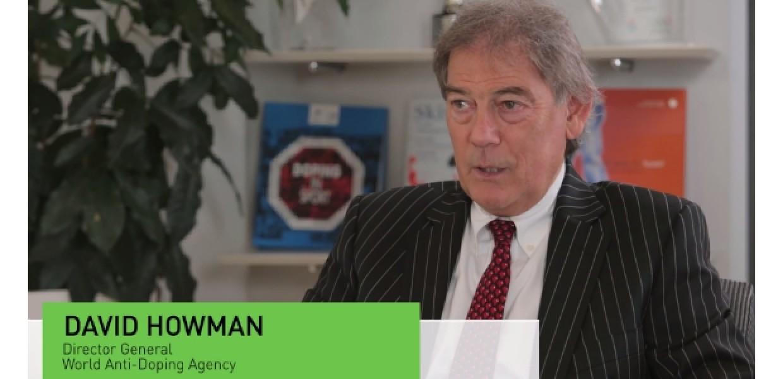 WADA Talks with David Howman