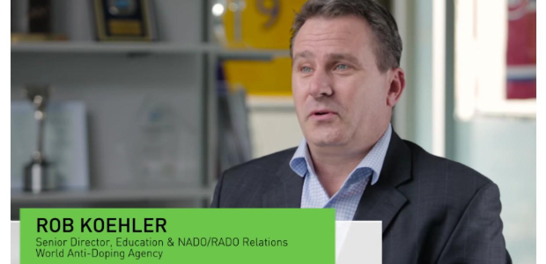 WADA_talks_with_Rob_Koehler