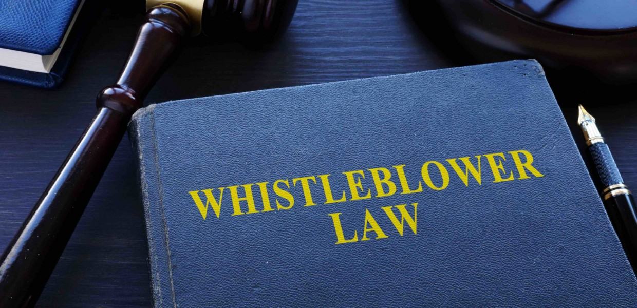 Image result for The case for identifying the whistleblower