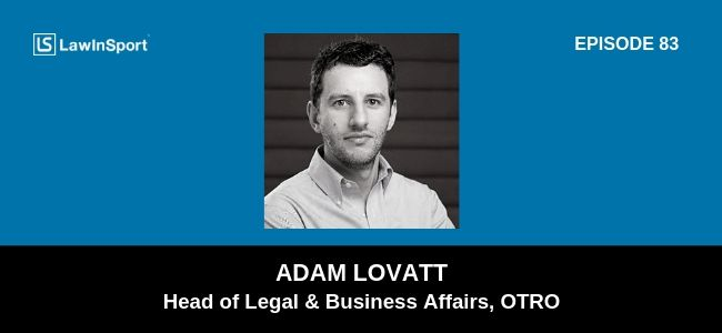 Adam Lovatt - Podcast Episode 83