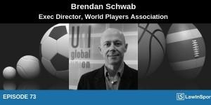 Interview with Brendan Schwab