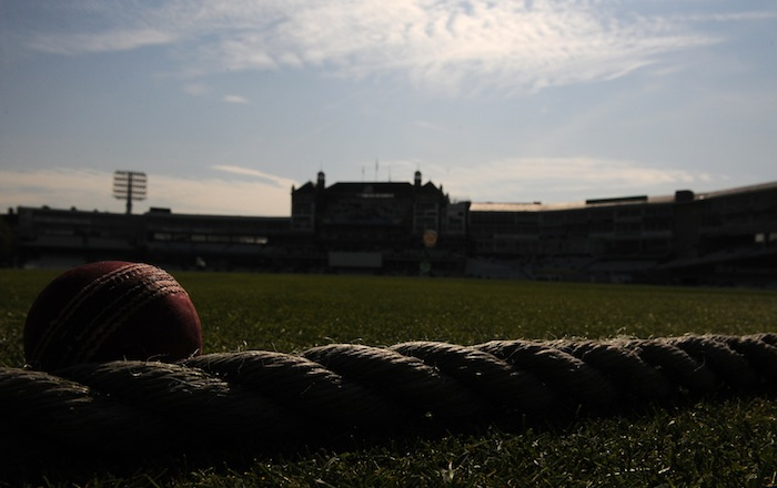 Cricket Ball on Rope
