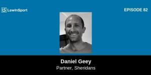 Daniel Geey - Podcast Episode 82