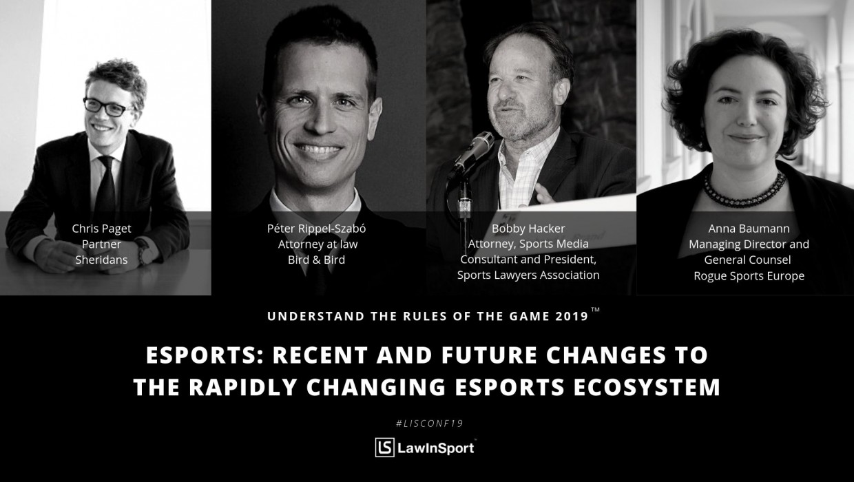 eSports panel