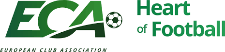 European Club Association (ECA) Heart of Football Logo