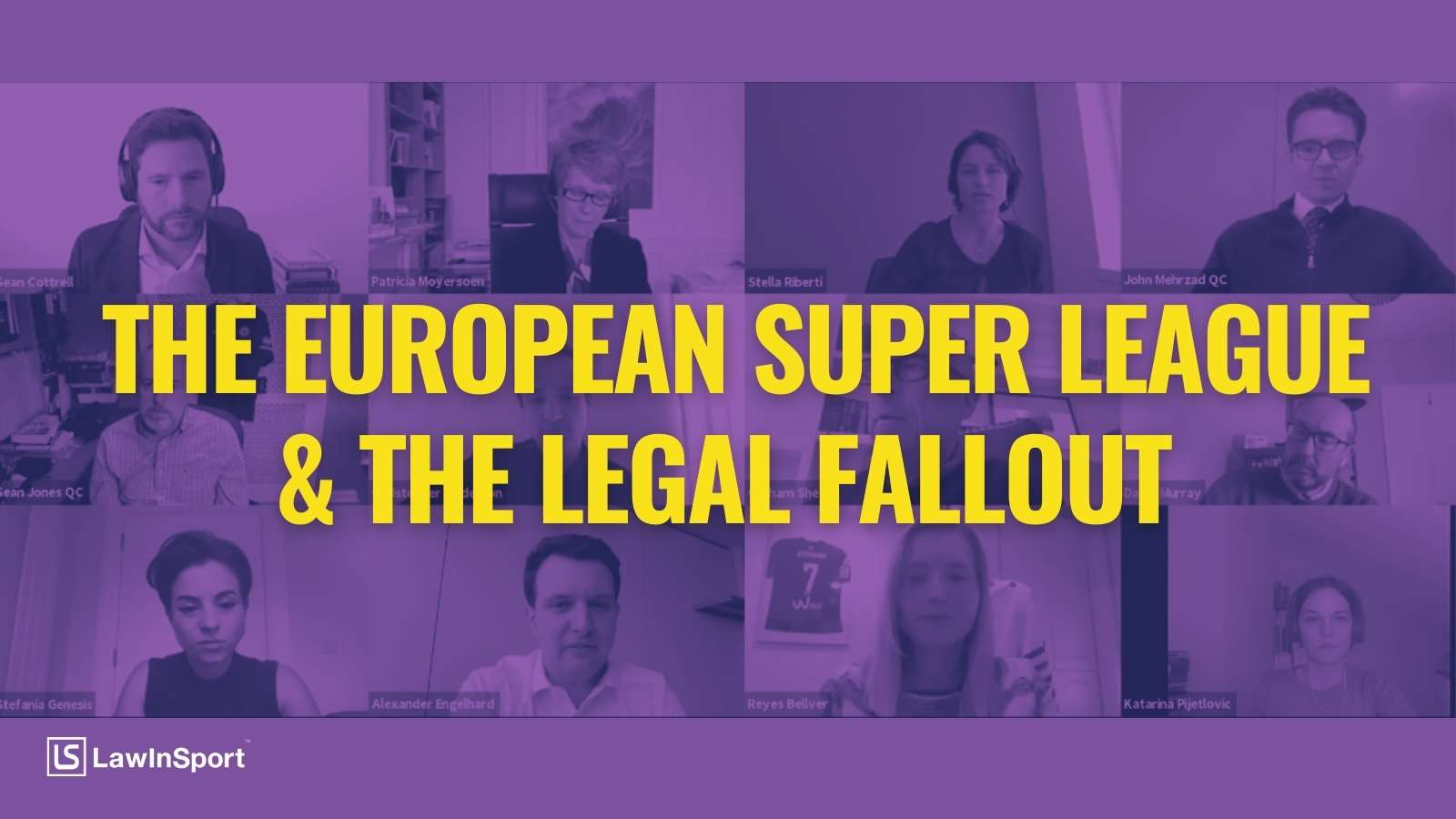 The European Super League & the legal fallout - experts' views